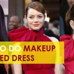 12 Best Makeup Tips to Go With Your Red Dress
