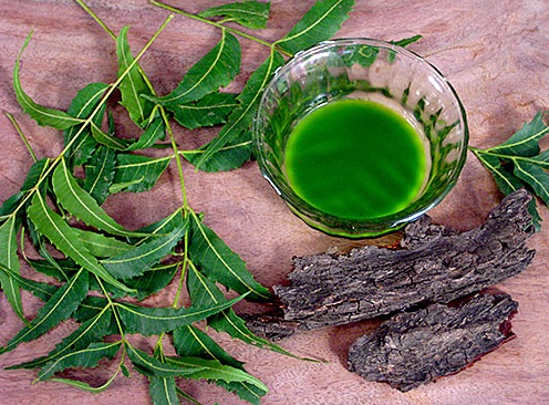 Neem face packs for acne pimples and dark spots