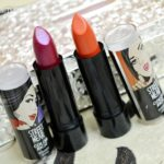 Street Wear Color Rich Ultra Moist Lipsticks Berrylicious and Pink Pirouette Review