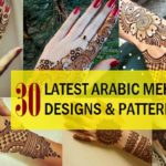 30 Best Arabic Mehendi Designs That you Should Try!