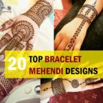 20 Top Bracelet Mehendi Designs that are Trendy and Stylish
