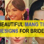 15 Latest Mang Tika Designs for Brides-to-bes