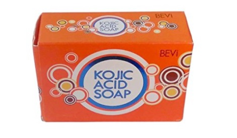 BEVI Kojic Acid Soap For Skin Brightening