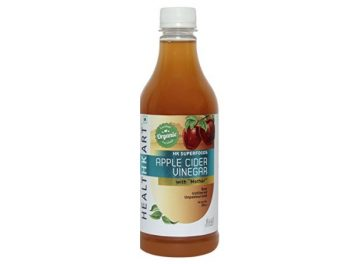 HealthKart Organic Apple Cider Vinegar with Mother