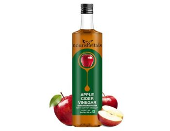 Nourish Vitals Apple Cider Vinegar