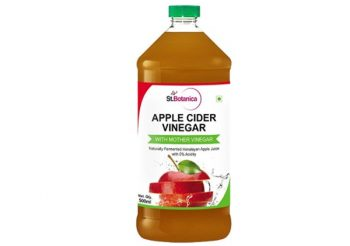 St.Botanica Natural Apple Cider Vinegar with Mother Vinegar