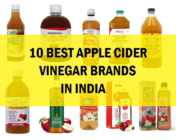 best apple cider vinegar brands in india