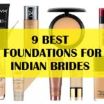 10 Best Foundations for Indian Bridal Makeup Available in India