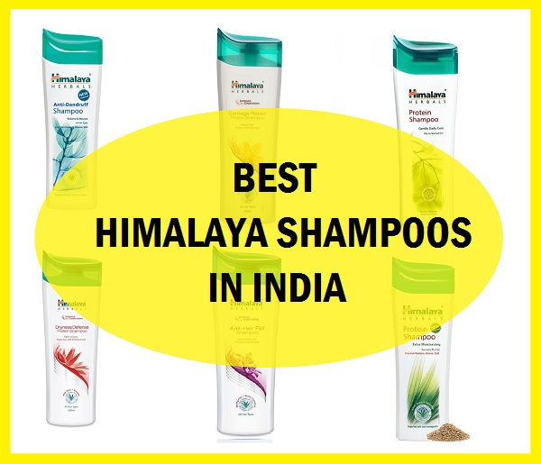 6 Best Himalaya shampoos Available in India