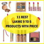 11 Best Lakme 9 to 5 Products Price List and Details