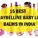 15 Best Maybelline Lip Balms Available in India