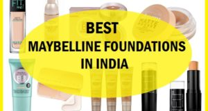 best maybelline foundations in india