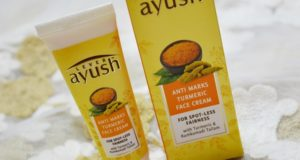 Ayush anti marks turmeric face cream 2