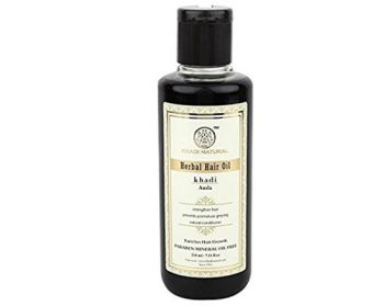 Khadi Pure Amla Hair Oil
