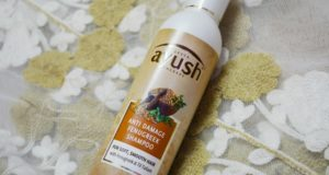 Ayush anti damage fenugreek shampoo review