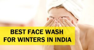 Best face wash for winters in india