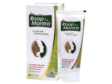 roop mantra fairness cream