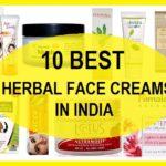 10 Best Ayurvedic or Herbal Face Cream in India
