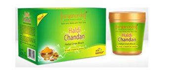 Aryanveda Herbals Haldi Chandan Bleach Cream