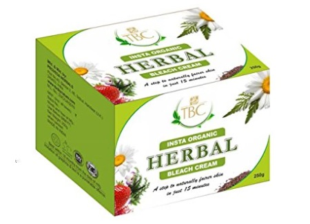 herbal bleach cream
