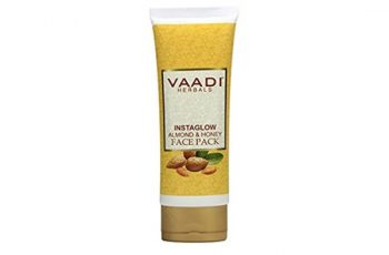 Vaadi Herbals Instaglow Almond and Honey Face Pack