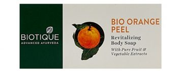 Biotique Bio Orange Peel Bathing Soap