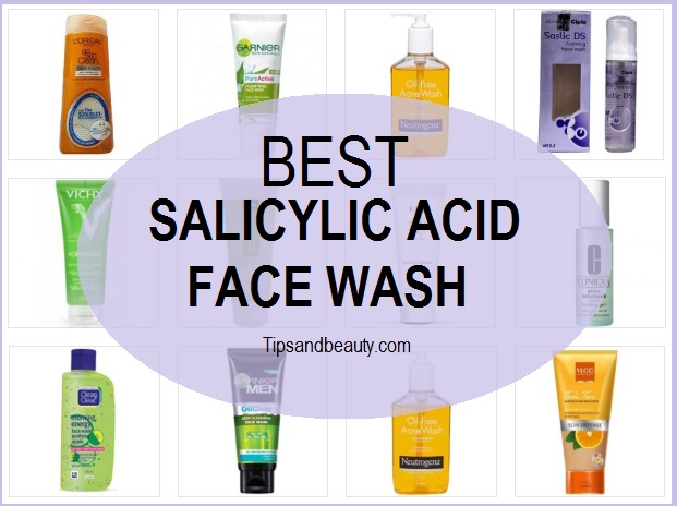8 Best Salicylic Acid Face Wash In India With Price