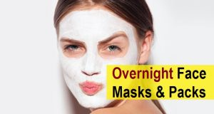 Best homemade overnight face masks