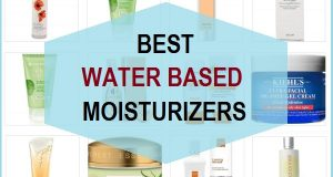 Best water based moisturizers in india