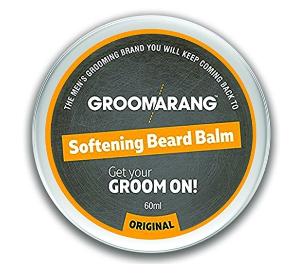 Groomarang Softening Beard Balm For Beards