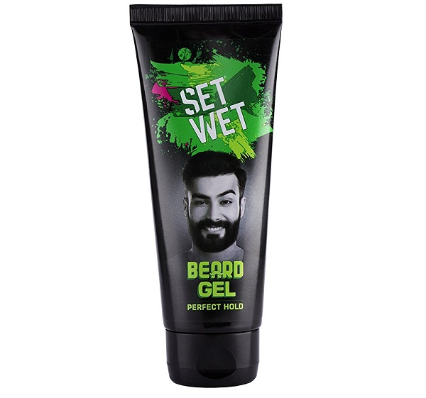 Set Wet Beard Styling Gel
