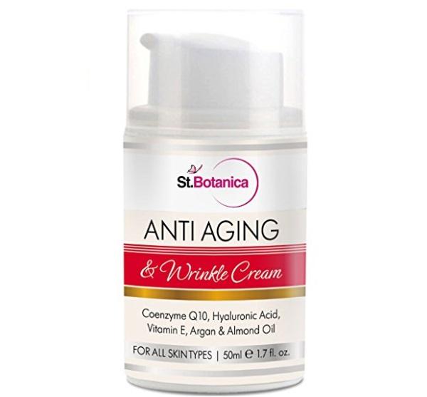 StBotanica Anti Aging & Anti Wrinkle Cream