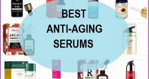 best anti aging serums in india