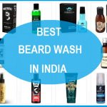 10 Best Beard Wash for Men in India with Prices