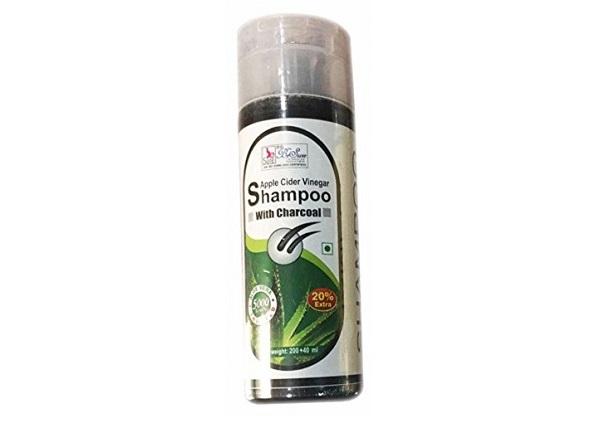 BeSure Apple Cider Vinegar with Charcoal Shampoo