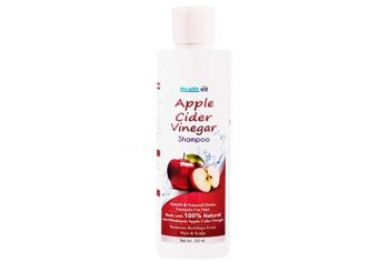 Healthvit Apple Cider Vinegar Shampoo