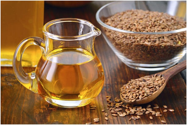 flaxseed oil for cooking