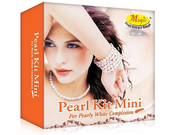nature essence pearl facial kit