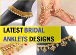 10 Latest Bridal Anklet Designs 2018