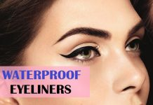 Best Waterproof Eyeliners in India