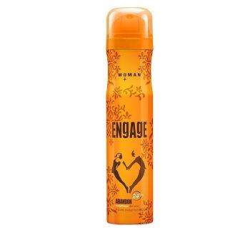 Engage Woman Deodorant Spray for Women Abandon