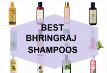 best bhringraj shampoos in india