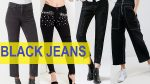10 Latest Black Jeans for Women