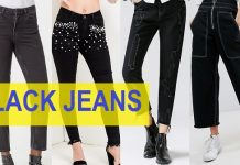 black jeans featured