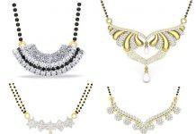 diamond mangalsutra designs