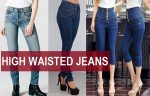 10 Latest High Waisted Jeans for Women