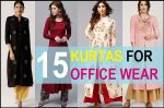 15 Office Wear Kurta Designs for Women