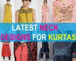 12 Latest Kurti Neck Designs Ideas and Patterns