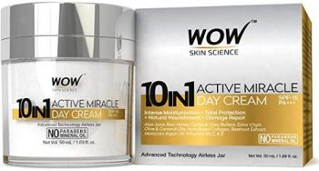 WOW 10 in 1 Active Day Cream