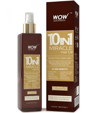 WOW 10 in 1Miracle Hair Oil